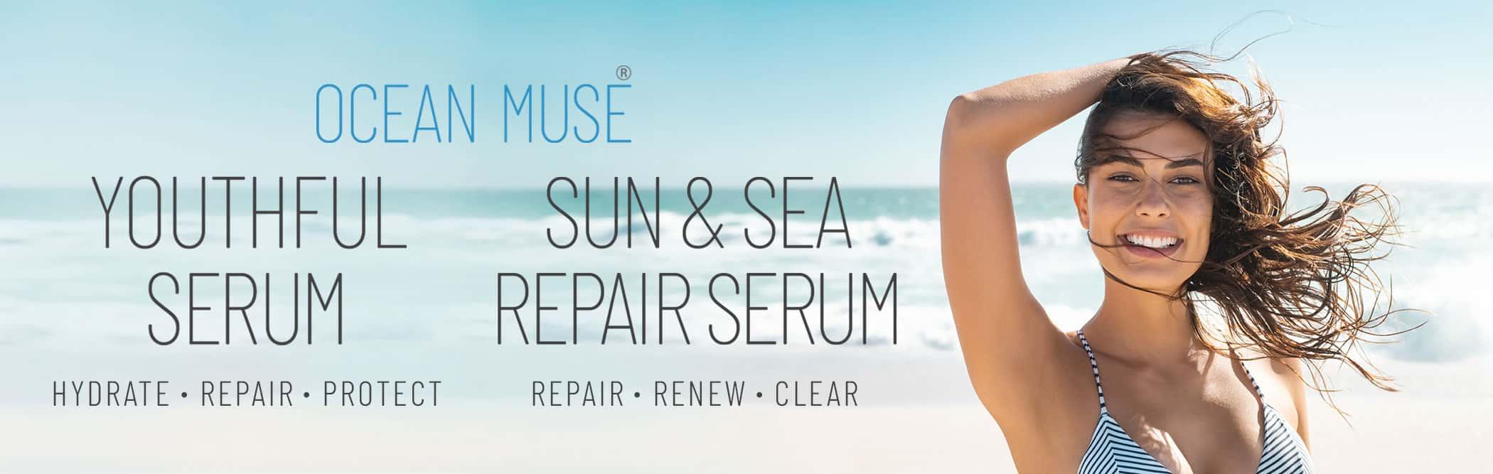 Ocean Muse Serums